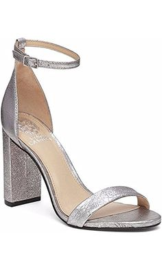 Vince Camuto Women's Mairana Dress Sandal, Radiant Silver, 6 M US Best Price