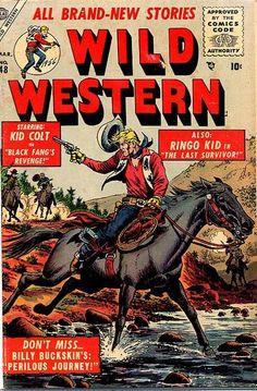 Wild Western #48