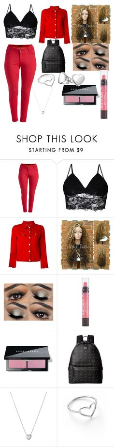 """Untitled #144"" by alexanderhamiltion88 ❤ liked on Polyvore featuring 1826 JEANS, 7 For All Mankind, Burt's Bees, Bobbi Brown Cosmetics, MCM, Links of London, Jordan Askill and Bling Jewelry"
