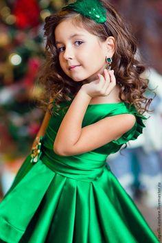Платье для девочки ева