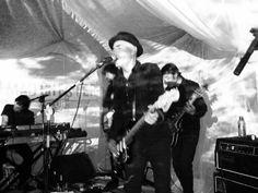 Antonio Arias, Manu Ferrón y Lapido: la conquista granadina. #rock #indie