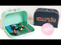Vakantie hack! LEGO koffer voor onderweg & ander tof reis vermaak