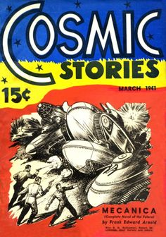 1941 March, Cosmic Stories
