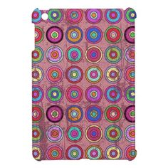 Grungy Pink Retro Circle Pattern iPad Mini Case you will get best price offer lowest prices or diccount couponeThis Deals          Grungy Pink Retro Circle Pattern iPad Mini Case please follow the link to see fully reviews...