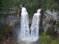 Fall Creek Falls State Park, TN.    We are so blessed to have such beautiful scenery, so close to home, that we can visit in a short drive.