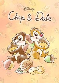 Chip 'n' Dale are having a blast while surrounded by delicious acorns in this stylish theme! The soft and gentle artwork brings a soothing look to all of your screens. Updates supported for 180 days after sales end. Chip N Dale Iphone Wallpaper, Disney Phone Wallpaper, Cute Bear Drawings, Cute Disney Drawings, Disney Lines, Fairy Statues, Lines Wallpaper, Alvin And The Chipmunks, Chip And Dale
