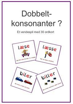 Danish Language, Denmark, Kindergarten, Homeschool, Classroom, Study, English, Teaching, Education