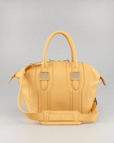 Morrison Small Tote Bag, Maize by Rachel Zoe at Neiman Marcus.