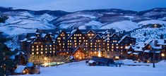 The Ritz Carlton Bachelor Gulch #skidestinations