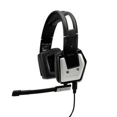 Cooler Master Storm Pulse-R Customizable Aluminum PC Gaming USB Headset Over-the-head Black SGH-4330-KATA1