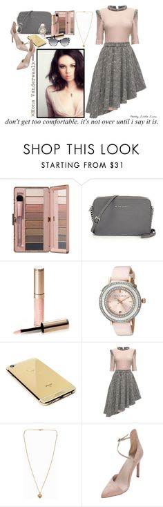 """""""Mona Vanderwaal; The Original -A"""" by maggiecakes ❤ liked on Polyvore featuring By Terry, Ted Baker, Goldgenie, Lattori, Michael Kors, MIA and STELLA McCARTNEY"""