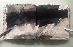 Miklos Szüts: scrapbook 3. 2013  watercolor, paper
