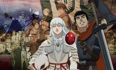 Berserk great anime but it doesnt finish