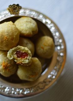 Pastry Olives