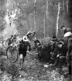Old school Cyclo Cross - ultimate fitness challenge!