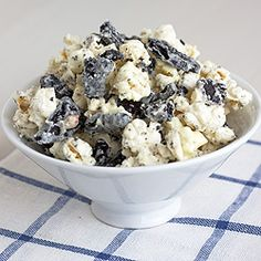 #146088 - Cookies and Cream Popcorn By TasteSpotting -- see more at LuxeFinds.com
