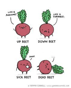nybg:  gemmacorrell:  and lo, said the angel, this day shall henceforth be known as MONDAY PUNDAY  It's been awhile since we rocked the vegetable pun … ~AR   Haha!