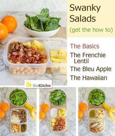 Salad recipes that t