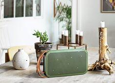 Bang & Olufsen annonce la #Beoplay A2, une nouvelle #enceinte #nomade #Bluetooth haut-de-gamme | Jean-Marie Gall.com