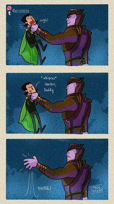 Small Thor and Loki meme dump Memes Marvel, Dc Memes, Avengers Memes, Marvel Funny, Marvel Dc Comics, Marvel Avengers, Superhero Memes, Loki Meme, Loki Thor
