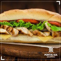 Bateu aquela vontade de comer um sanduíche?  Corra para a Nectar Lanches e mate a fome!  http://www.portalsulshopping.com.br/alimentacao_detalhes/Nectar+Lanches/84