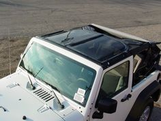 Wade Automotive Front Skytop | Jeep Parts and Accessories | Quadratec