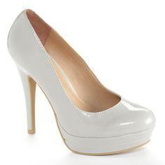 LC Lauren Conrad Platform High Heels - Women