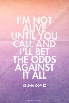 Selena Gomez-Heart Wants What It Wants