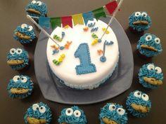 Torta 1 añito Lolo