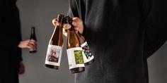 O/O Brewing 2015 — The Dieline - Branding & Packaging