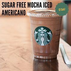 Healthy Starbucks Hacks Healthy Starbucks Hacks,Drinks Grande Americano with 2 pumps Skinny Mocha and 1 pump SF vanilla Starbucks Hacks, Starbucks Recipes, Coffee Recipes, Mocha Coffee, Starbucks Iced Coffee, Coffee Drinks, Iced Americano Starbucks, Espresso, Low Calorie Starbucks Drinks
