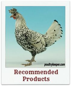 Recommended Poultry Products