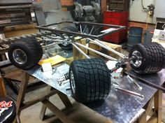 Gokart Plans 568860996686021837 - Lifted Radio Flyer Out of the box! lets make them fly next! Source by noelpeyrache Custom Radio Flyer Wagon, Radio Flyer Wagons, Cool Things To Build, Go Kart Parts, Dragon Wagon, Welding Cart, Drift Trike, Power Wheels, Red Wagon