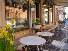 Cafe Kringlan, Haga, Gothenburg