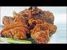 Prawn Paste Chicken (Har Cheong Gai; 虾酱鸡) (sugar, oyster sauce, water, harcheong/prawn paste, chicken, tapioca starch, veg oil)