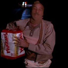 "Raising Arizona - ""son, you've got a panty on your head"""