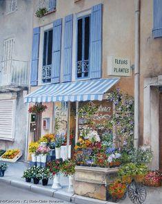 Marie-Claire Houmeau Fleuriste à Fuveau Provence