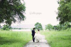 雨の前撮りのたのしみ*滋賀  *elle pupa blog*