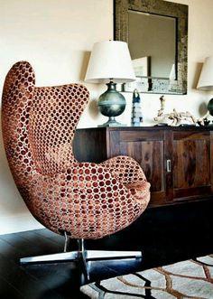 Egg Chair -- Arne Jacobsen