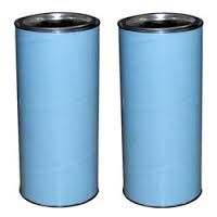 Buy most reliable and  quality of straight Bonded Fibre drums in Shree Radha raman packaing.