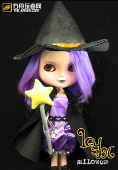 Halloween Icy Doll by Arker