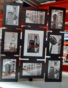 Hach Portaretrato De Metal Con Vidrio Plateado Available In Various Designs And Specifications For Your Selection Becker Espejos