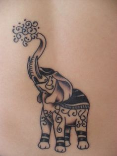 Elephant! #elephant #tattoo