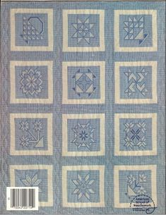Quilt Patterns Chicken Scratch : 1000+ images about Broderie Suisse on Pinterest Chicken Scratch, Chicken Scratch Embroidery ...