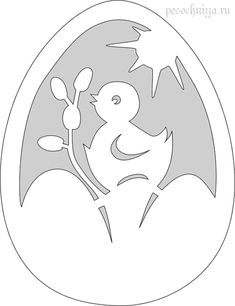 Easter Colouring, Adult Coloring, Coloring Pages, Bunny Crafts, Easter Crafts, Rabbit Silhouette, Carved Eggs, Scroll Saw Patterns Free, Rena