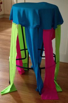 A long spring week-end is a good time to care for my dance/movement therapy props. Here are my Octaband®s and chiffon scarves after machine washing in detergent, dripping dry on my furniture. I clean the maracas and plastic ends of the ribbon wands with alcohol soaked cotton balls. I then drop the ribbon wands into …