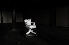 Stitch Chair by @tanja * Heykoop  #furniture #chair