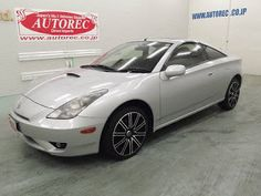 Japanese vehicles to the world: 19546T8N6 2004 Toyota Celica for PNG to Port Mores...