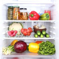 Do these 6 things in your fridge to help you drop weight.