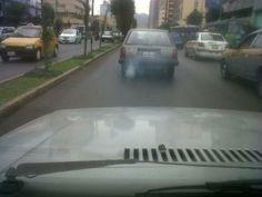 ¿Autos fumigadores?